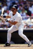 Trek de Yankees van Mattingly aan New York Stock Foto