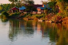 Trek Det aan aantrekken kosthuizen Khon Royalty-vrije Stock Foto's