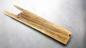 Trek hout af Stock Foto