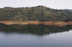 Trek Pedro Lake aan Royalty-vrije Stock Foto's