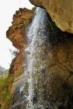 Trek van Cascadas del Rio Colorado Royalty-vrije Stock Afbeeldingen