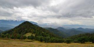 Treking para Lesser Caucasus fotos de archivo libres de regalías