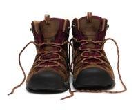 Treking shoes Stock Image