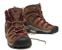 Treking shoes Royalty Free Stock Photography