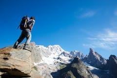 Trekker Stock Images
