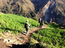 Trekkers Royalty Free Stock Photos