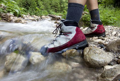 Trekking Stock Photos