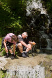 Trekking Stock Photos