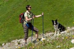 Trekking Royalty Free Stock Images