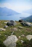 Trekking Zdjęcie Royalty Free