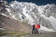 Trekking Stock Image