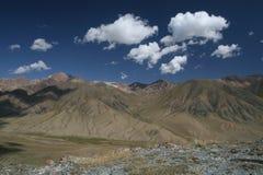 Trekking in Asia Immagini Stock Libere da Diritti