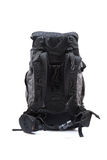 Trekking backpack on high definition isolated on a white backgro Royalty Free Stock Image