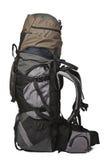 Trekking backpack isolated Stock Image