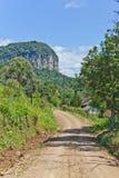 Trekking bei Malakoff in Nova Petropolis - Rio Grande do Sul - Br Stockfotos