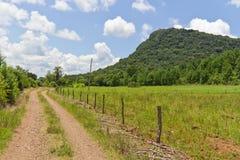 Trekking bei Malakoff in Nova Petropolis - Rio Grande do Sul - Br Lizenzfreies Stockbild