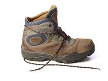 A trekking boot Stock Photos