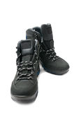 Trekking boots Royalty Free Stock Photo