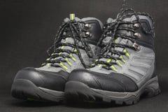 Trekking boots. Stock Photo