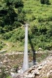 Trekking d'Annapurna Photographie stock