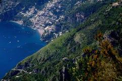 Trekking dzień w Włochy obraz royalty free