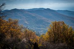Free Trekking From Pontito To Penna Di Lucchio, Lucca - Tuscany Royalty Free Stock Photography - 165234427