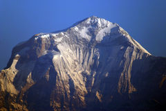 Trekking Himalaja-Nepal Lizenzfreies Stockfoto