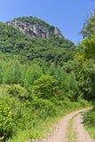 Trekking at Malakoff in Nova Petropolis - Rio Grande do Sul - Br Stock Images