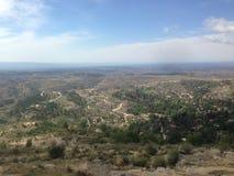 Trekking Quebrada Yatan od Cumbrecita, CÃ ³ rdoba, Argentyna obrazy royalty free