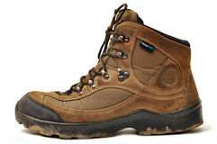 Trekking shoe Royalty Free Stock Photography