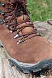 Trekking shoes Royalty Free Stock Photography