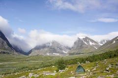 Laponia 03 Stockbild