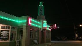 Treklöver Texas för U-droppgästgivargård Royaltyfri Foto