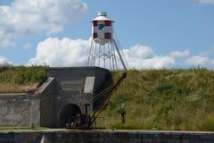 Trekroner-Fort Lizenzfreies Stockfoto