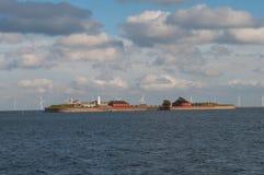 Trekroner forteca w Kopenhaga schronieniu Obrazy Royalty Free