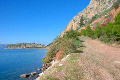 Treks, nafplio, greece Royalty Free Stock Photography