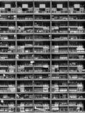 Trellick塔在伦敦 免版税库存图片