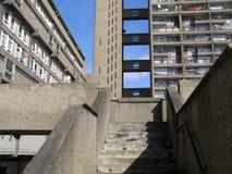 Trellick Kontrollturm Stockbild