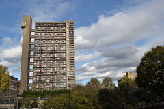 Trellick Tower London Royalty Free Stock Photos