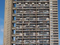 Trellick Tower in London Stock Photo
