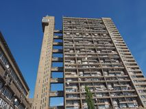 Trellick Tower in London Royalty Free Stock Image