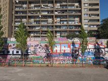 Trellick Tower in London Stock Photography