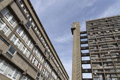 Trellick Tower London Royalty Free Stock Image