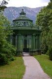Trellis σήραγγα, Γερμανία Linderhof Στοκ Φωτογραφίες