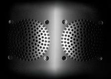Trellis de ventilation images libres de droits