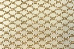 Trellis en forme de diamant sur un fond beige fond pour la conception et la décoration images stock