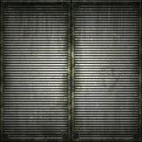 Trellis. Texture de de plaque métallique. illustration de vecteur