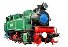 Trem 1935-1957 do vapor do vintage Imagens de Stock Royalty Free