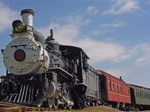 Trem #3 fotografia de stock