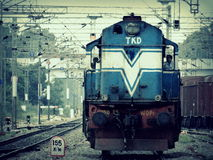 Trem Foto de Stock Royalty Free